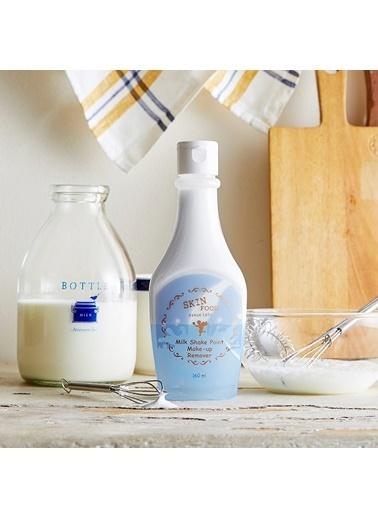 Skinfood Milk Shake Point Nemlendirici Hassas Makyaj Temizleme Sütü 160Ml Renksiz